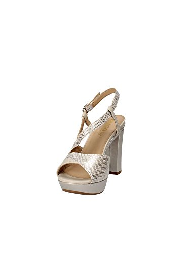 IGI Co 1187 High Heeled Sandals Women Grey 39 33Gl9