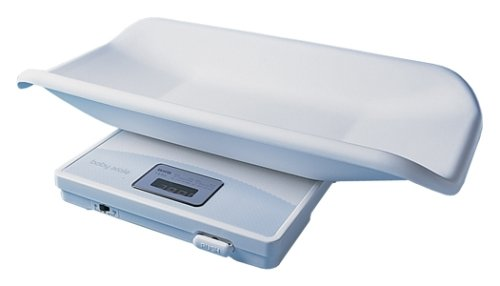 Tanita 1584 Digital Baby Scale, White ()