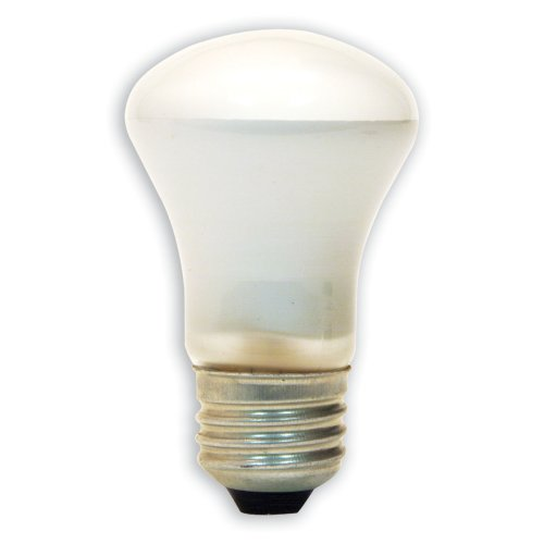 GE 25781-6 40-Watt Spotlight, Soft White, R16 Light Bulb, 6-Pack