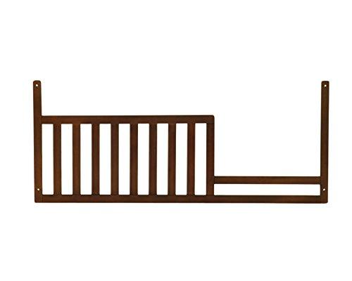 Baby Cache Manhattan Toddler Guard Rail- Cognac