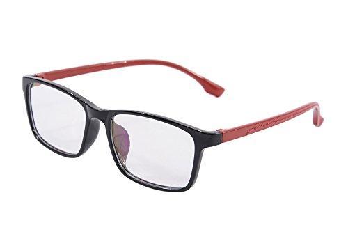 SHINU Anti Blue Ray Goggles Clear Lens UV400 Computer Glasses-SH014 - 6