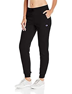 Champion Women's  Jogger, Black, X-Large