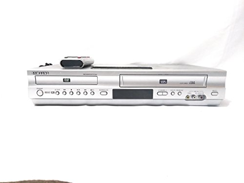 Samsung DVD-V4600A DVD-VCR combo player