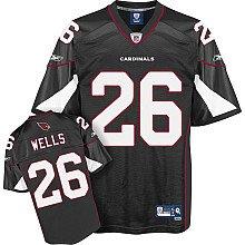 Reebok Arizona Cardinals Chris Wells Premier Alternate Jersey XX Large ()