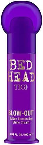 TIGI Bed Head Blow-Out Golden Illuminating Shine Cream, 3.4 Ounce