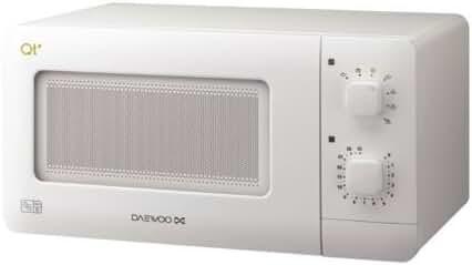 Daewoo QT1 Countertop 14L 600W White microwave