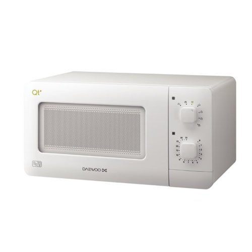 Daewoo KOR6L15 Manual Microwave Oven, 20 L, 700 W - White: Amazon.co