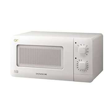 Daewoo QT1 Compact Microwave Oven, 14 L, 600 W - White: Amazon.co.uk