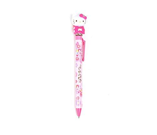 Hello Kitty Ballpoint Pen: Floral Kimono