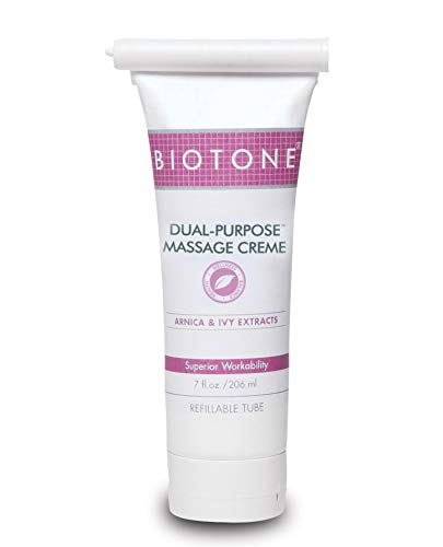 Biotone Dual Purpose Massage Creme, 7.0 Fluid Ounce