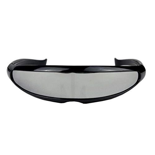 UROSA Women Man Outdoor Fishtail Uni-lens Sunglasses Riding Cycling Glasses Eyewear