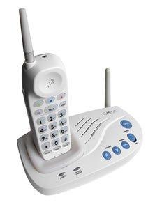 PLANTRONICS Walker Ameriphone Clarity C435 Cordless Telephone