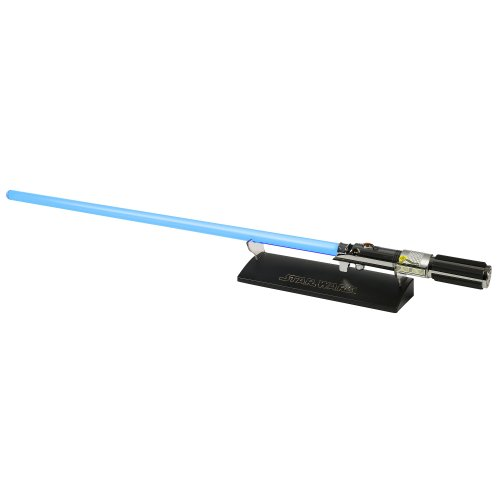 Star Wars Signature Series Force FX Lightsaber - Anakin Skywalker]()