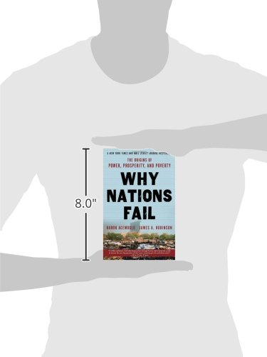 Daron Acemoglu: Why Nations Fail