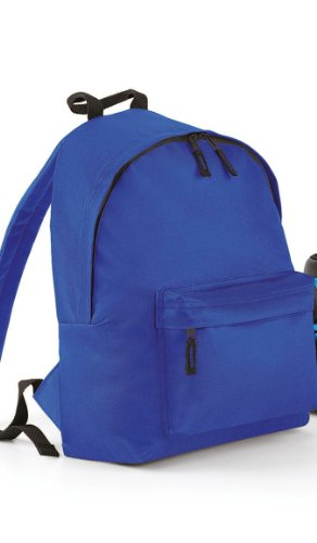BagBase - Junior Fashion Rucksack Bright Royal tVCm401q