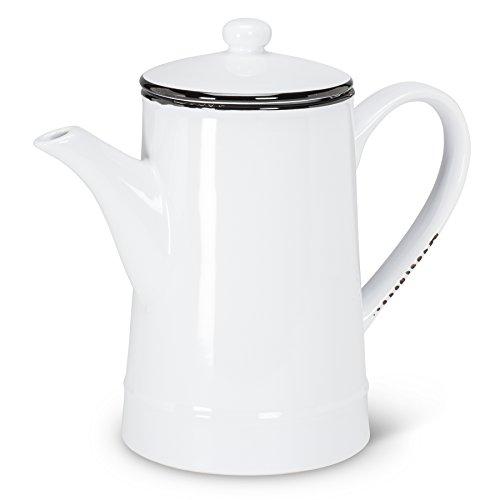 stoneware coffee pot - 2