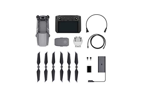 DJI Mavic 2 Pro – Drone Quadcopter UAV with Smart Controller with Hasselblad Camera 3-Axis Gimbal HDR 4K Video…