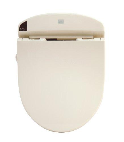 TOTO SW843#12 Washlet E200 Round Front Toilet Seat, Sedona B