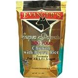 Evanger's Super Premium Dog Food Chicken with Brown Rice 4.4 lbs, My Pet Supplies