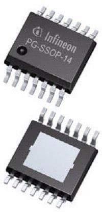 LDO Voltage Regulators Low Dropout Linear Voltage Regulator Pack of 10 (TLE42764E V50) ()
