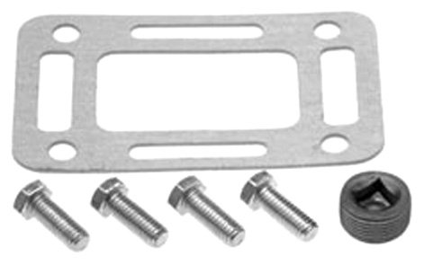 Sierra 18-4364 Exhaust Elbow Mounting (Exhaust Elbow Mounting Gasket)