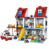 LEGO Duplo Set #5795 Big City Hospital