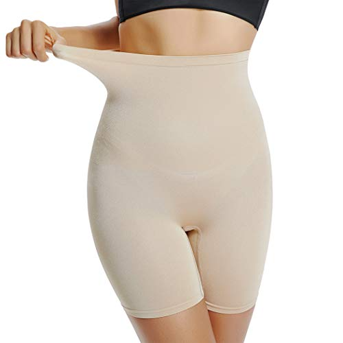 Body Girdle - Women Shapewear Thigh Slimmer Cincher Slip Short Control Panties Body Shaper Under Dress Boyshorts