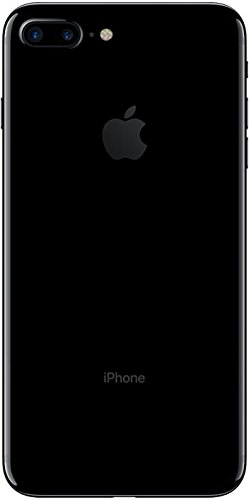 Apple iPhone 7 Plus 128 GB Unlocked, Jet Black International Version