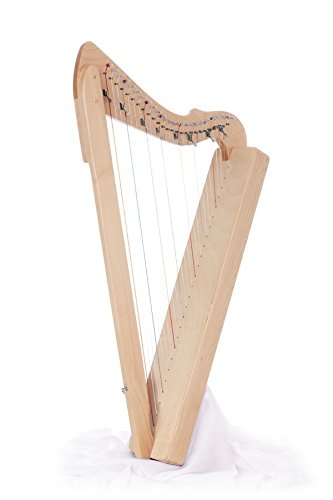 Sharpsicle Harp - Maple by REESE Harps