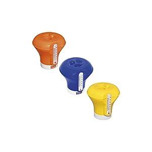 Best Way 58209 Dispenser Cloro Grande da Cm 18,5 con Termometro 3 Colori Assortiti 452 31M0aYm8 KL. SS300