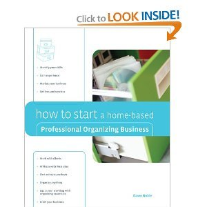 Download How to Start a HomeBased Professional Organizing Business byNoble PDF