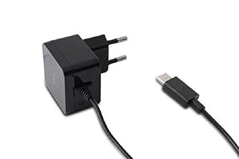 Contact LXCDC01 - Cargador de Red 2.1 A USB, Tipo C, Color ...