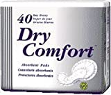 TENA Dry Comfort Heavy Absorbency Day Pad 16'' x 11'' (Case of 80)