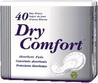 TENA Dry Comfort Heavy Absorbency Day Pad 16