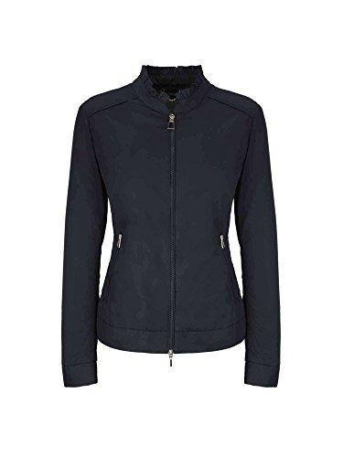 Geox W8221T T2446 Jacket Women Blue