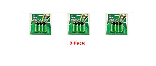 CVS Universal 2450 mAh Rechargeable AA Batteries (12 Count)