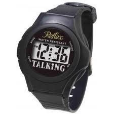 Reflex - Water Resistant Digital Display Unisex Talking Watch (Womans Dynasty Watch)