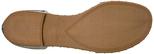 Women's Franco Silver Sandal Venice Sarto TnqwO8