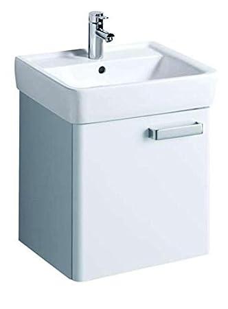 Keramag Waschbecken Renova Nr1 Plan 222255 55x44cm Weißalpin