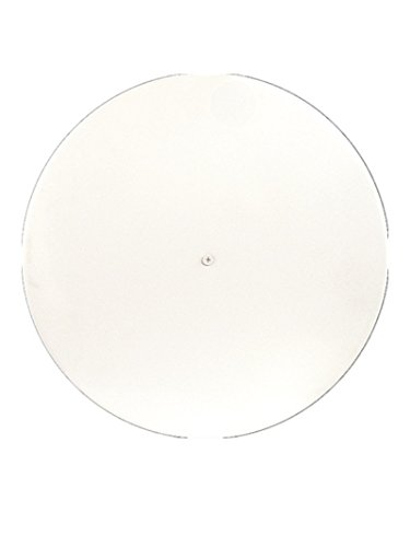 Decorative Cover For Holes In Walls & Ceilings 12 Inch Diameter White Steel-1 per case