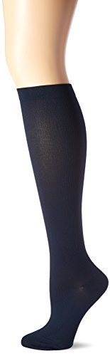 Activa 15-20 mmHg   Sheer Therapy Women's Socks, Navy, Large