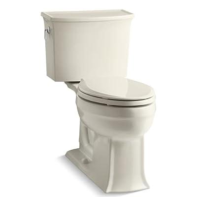 Kohler Archer Comfort Height Two-Piece Elongated 1.28 gpf Toilet