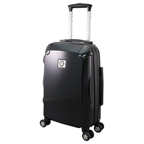 Price comparison product image Mercury Luggage Carbon Fiber Upright 20 Inch,  Black