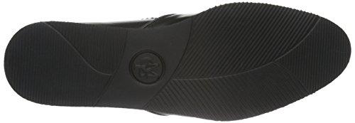 Marc O'Polo Loafer, Mocasines para Mujer Negro - Schwarz (Black 990)