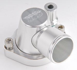 CSR Performance Products 9111C Clear Swivel Thermostat Housing for Small Block Ford by CSR Performance Products