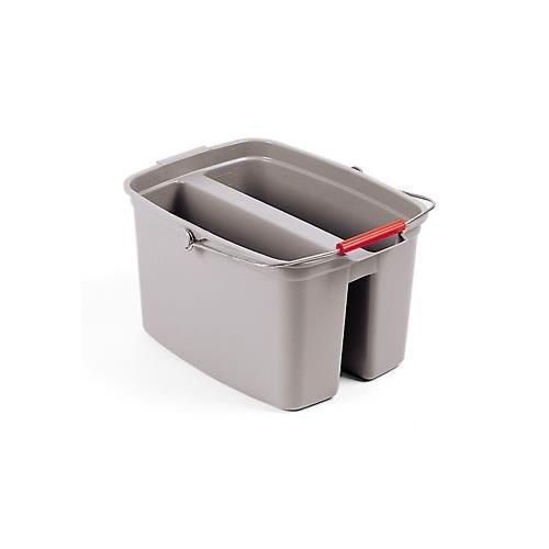 Split Bucket, 4-1/4 gal., Gray