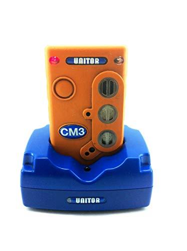 (Crowcon Multi Gas Detector UNITOR CM3 Combi-MATE3 Portable)