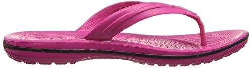 Mixte Tongs Flip Crocs Pink Crocband Adulte candy Rose qAEx5txCw