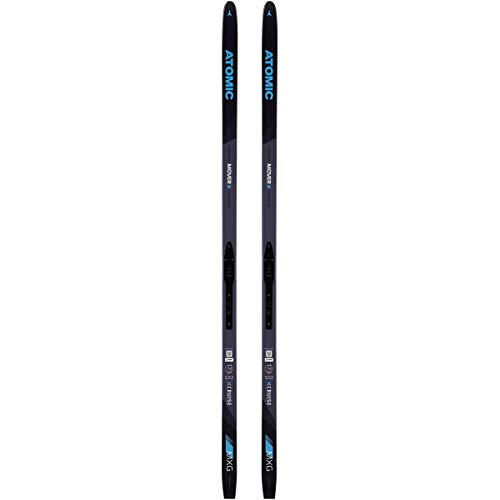 Atomic Mover XCruise Grip Nordic Touring Ski - Men's White/Grey/Green, 183cm