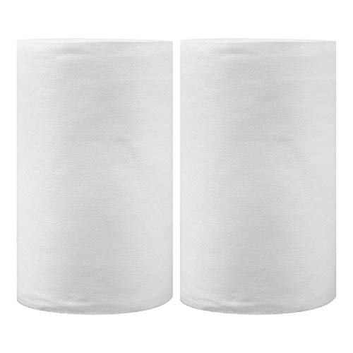 (ALVABABY Biodegradable Flushable Viscose Liners Environmental for Cloth Diaper 2 PCS One Pack 2BT01)